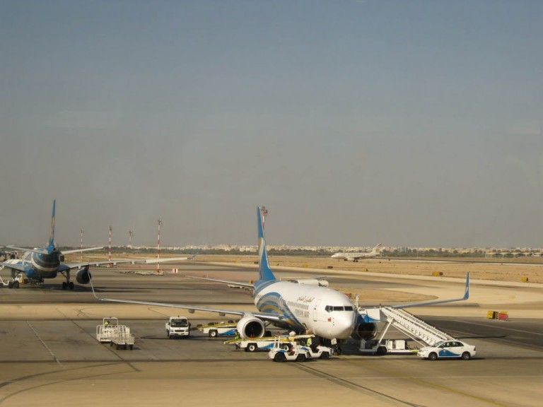 Omanair is the flag carrier of Oman