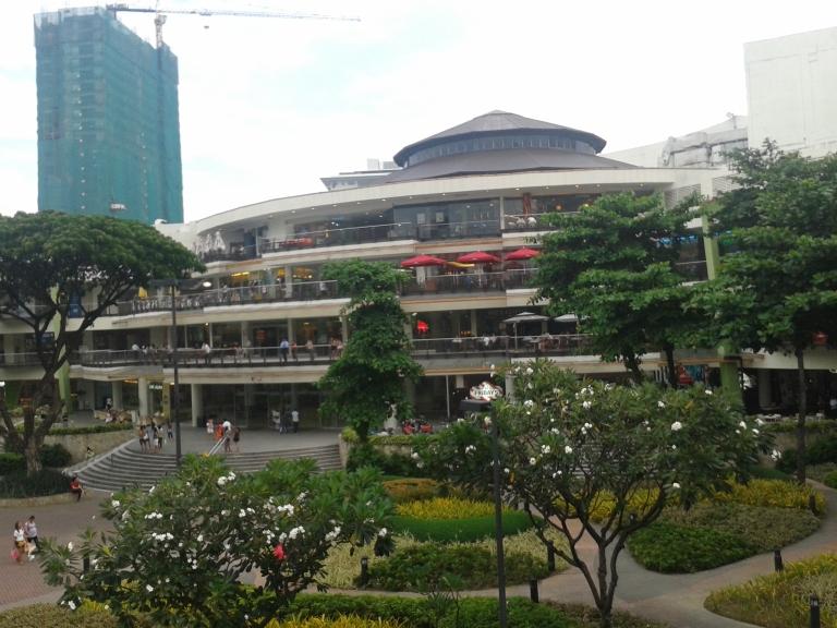 The best mall in Manila?