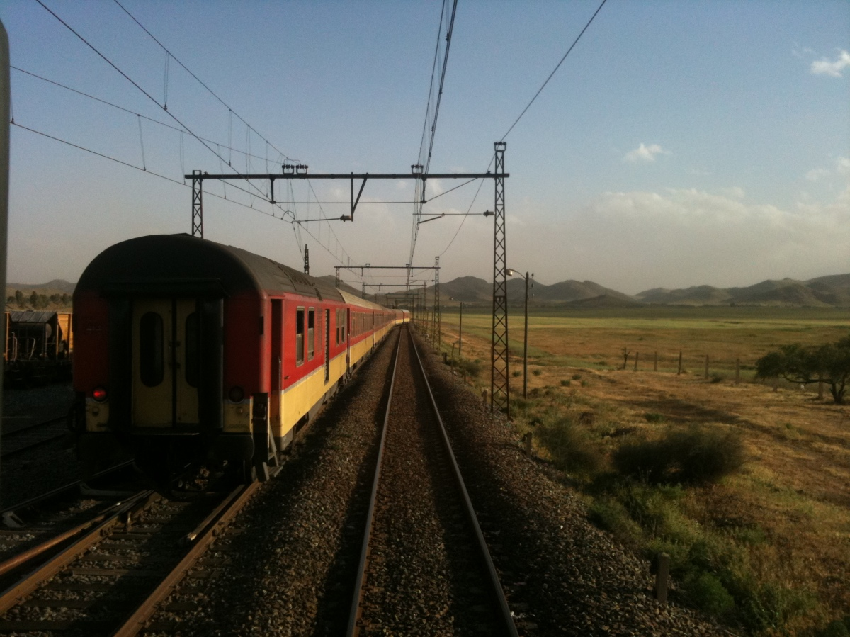 What to expect on the train from Marrakech to Fez