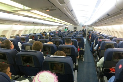 Cheap seats on the A330 of Vietnam Airlines