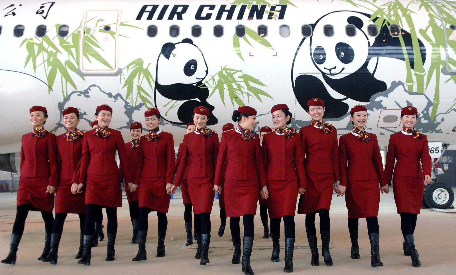 падения форма стюардесс авиалинии китая картинки подчеркнуть вышивкой пайетками