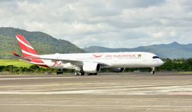 Air Mauritiius even have an A350 these days!