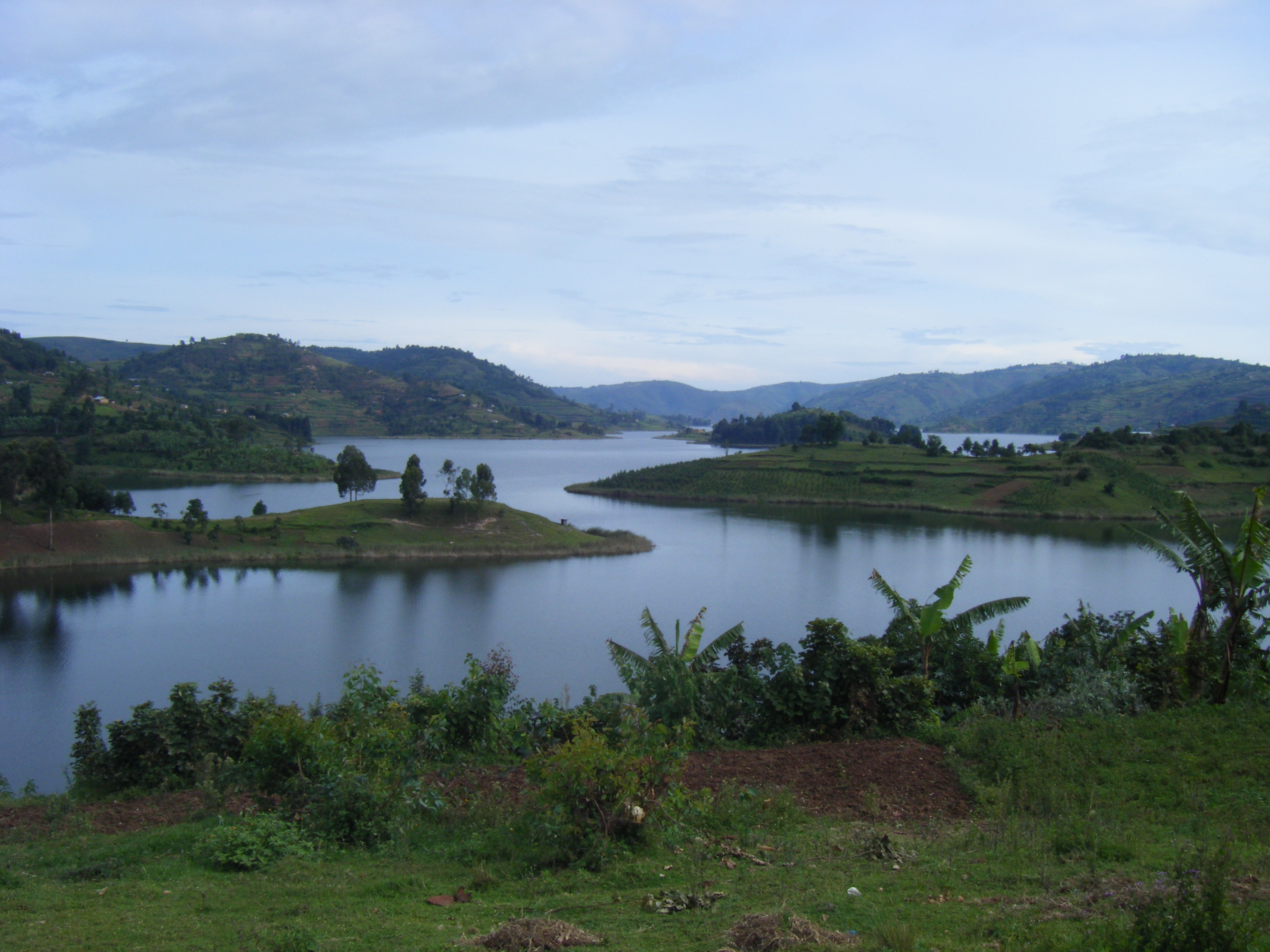 Bunyonyi: Uganda's Great Lake