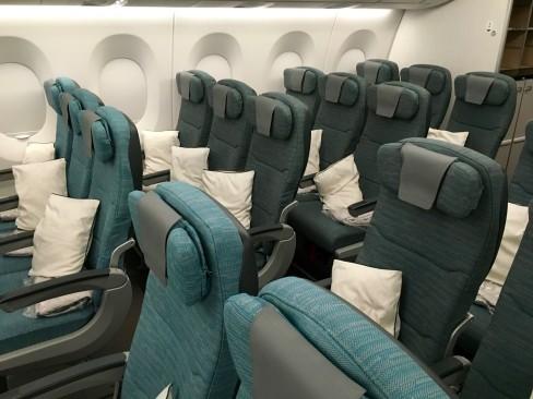 CX A350 economy