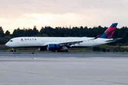 Delta's new A350 aircraft
