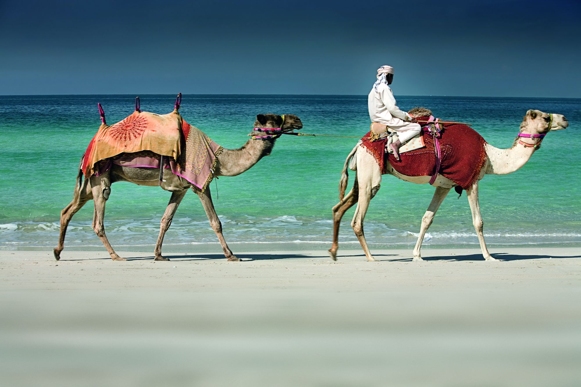 Top 5 Beaches in Dubai