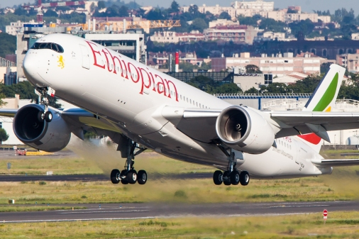 Ethiopian's growing A350 fleet