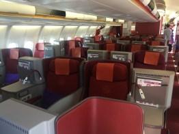 Hong Kong Airlines A350 Business Class