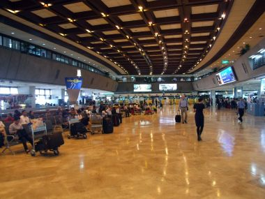 Terminal 1 at Manila's Ninoy Aquino Airport is aging