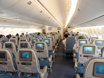 Fiesta Class with Phlippine Airlines on the B777